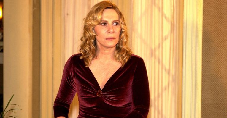 A atriz seria a personagem Nazaré Tedesco (Foto: Divulgação)