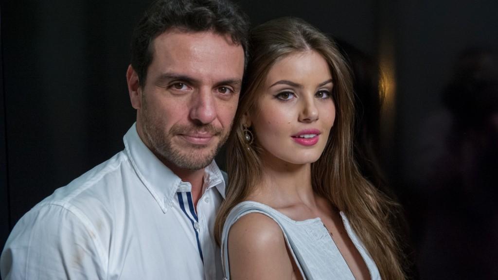 Alex e Angel (Foto: Divulgação)