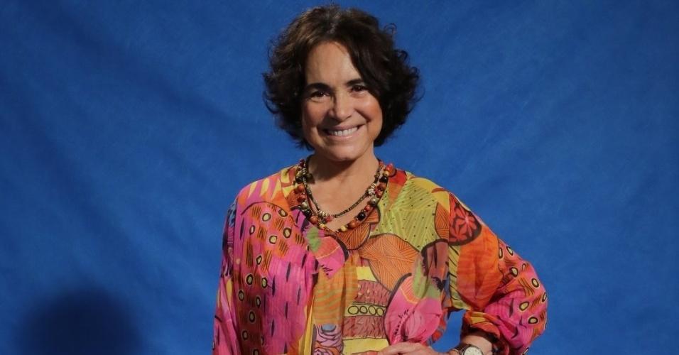 A atriz Regina Duarte (Foto: Divulgação)