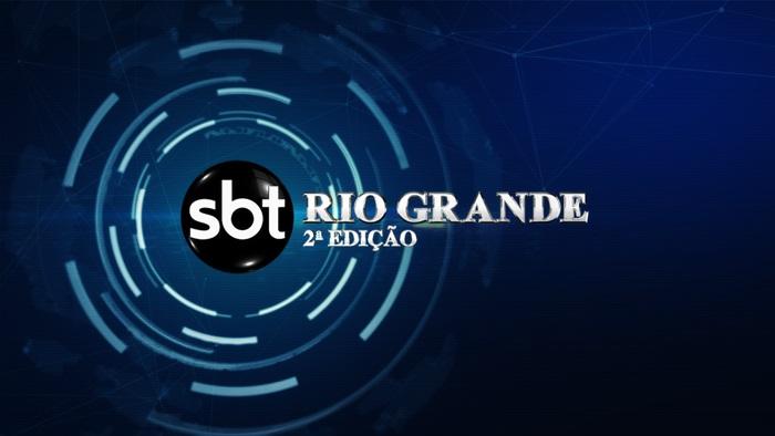 SBT RS estreia telejornal noturno (Foto: Divulgação/ SBT)