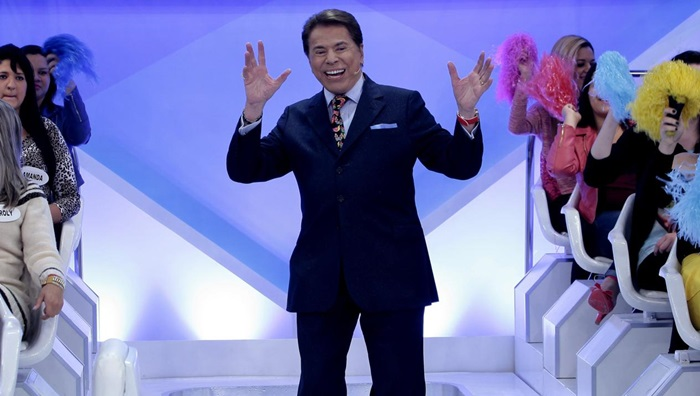 Silvio Santos (Foto: Lourival Ribeiro/SBT)