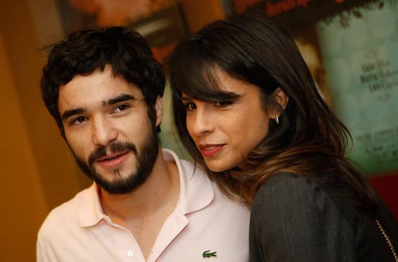 Os atores da Globo, Caio Blat e Maria Ribeiro ainda estão lutando na Justiça para a separação de bens (Foto: Divulgação)