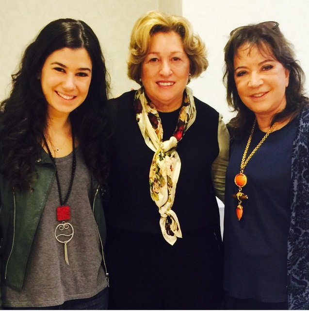 Renata Abravanel, Esther Macedo e Íris Abravanel (Foto: Reprodução/ Instagram)