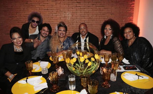 Os cantores do Fat Family (Foto: Rafael Cusato/Foto Rio News)