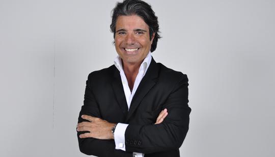 Apresentador João Kléber (Crédito: Divulgação/RedeTV!)