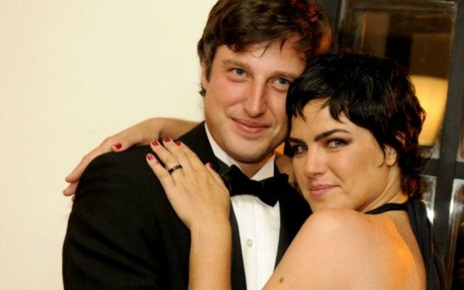 Ana Paula Arósio e Henrique Pinheiro. (Foto: Divulgação)