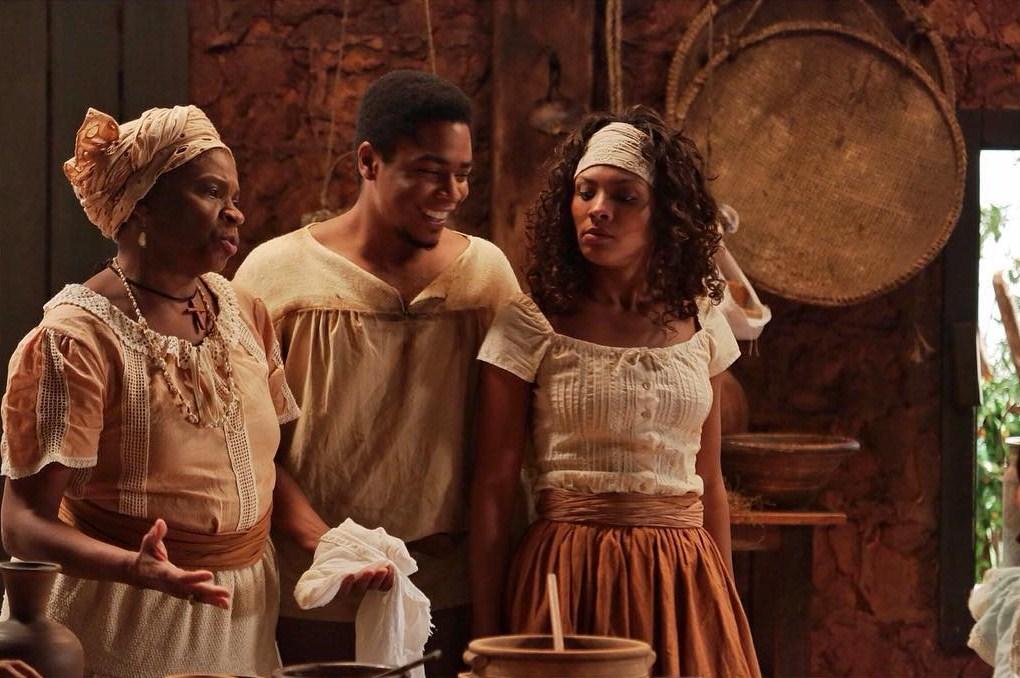 Escrava Mãe marcará a volta do segundo horário de novelas da Record (Foto: Reprodução)