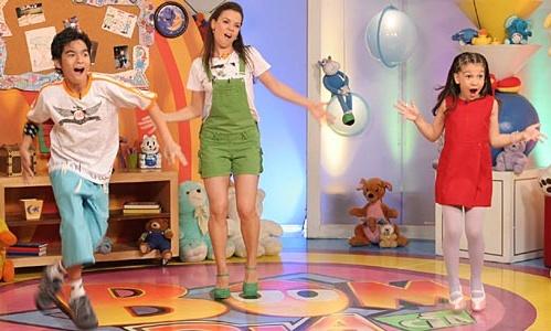 O programa ganhou novo formato em 2005 (Foto: Divulgação/SBT)