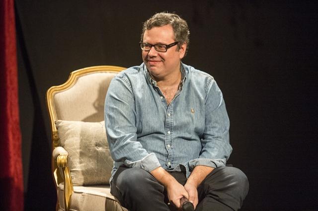 João Emanuel Carneiro (Foto: Globo/João Miguel Júnior)