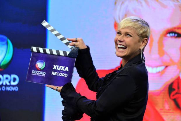 Xuxa Meneghel (Foto: Divulgação/ Record)