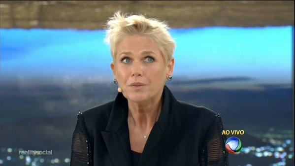 Estreia de Xuxa garante alta audiência para a Record  (Foto: Reprodução/ Record)