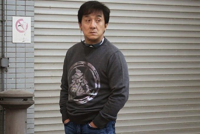 Jackie Chan aparece em segundo no ranking dos mais bem pagos. (Foto: Divulgação)