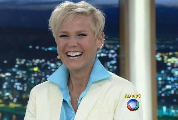 Xuxa na Record (Foto: Reprodução / TV Record)