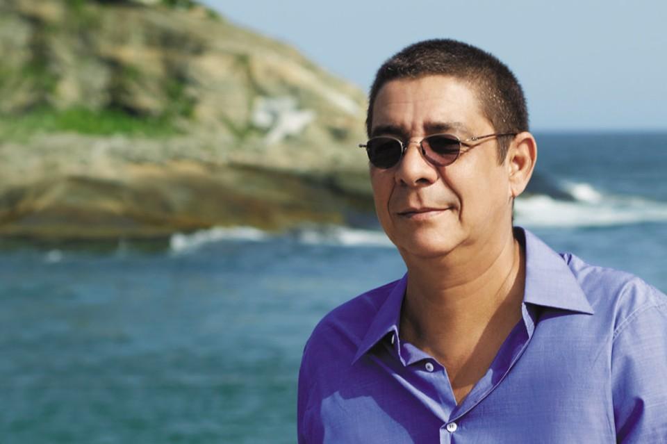 O cantor Zeca Pagodinho (Foto: Divulgação)
