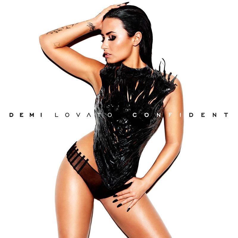 Capa do próximo álbum de estúdio da Demi Lovato (Foto: Divulgação)