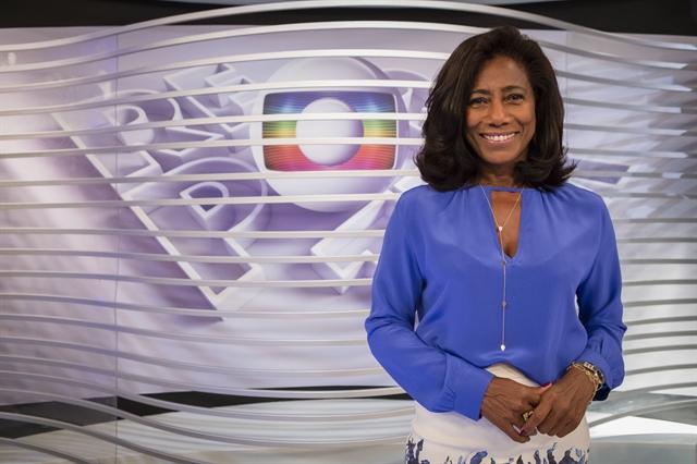 Gloria Maria no comando do Globo Repórter (Foto: Divulgação/Globo)