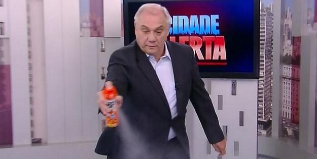 Marcelo Rezende (Foto: Reprodução / TV Record)