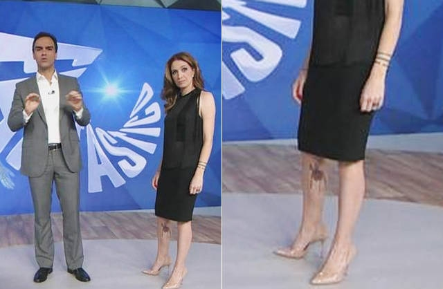 Mais Liberal Globo Passa A Permitir Piercings E Tatuagens