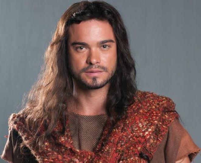 """Ator interpreta o personagem Josué em """"Os Dez Mandamentos"""". (Foto: Divulgação)"""