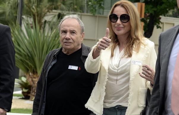 Stenio Garcia e Marilene Saad (Foto: Roberto Teixeira/EGO)