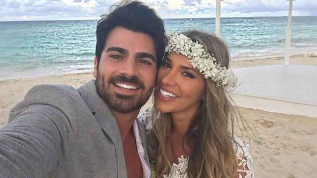 Rodrigão e Adriana (Foto: Reprodução/Instagram)