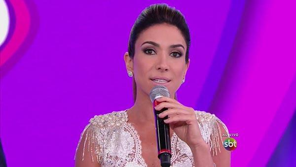 Patrícia Abravanel (Foto: Reprodução)