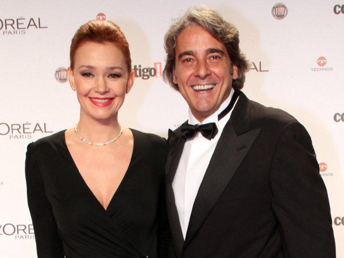 Julia Lemmertz e Alexandre Borges (Foto: Divulgação)