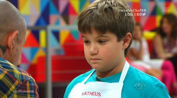 """""""Masterchef Junior"""" torna o público de casa mais emotivo (Foto divulgação0"""
