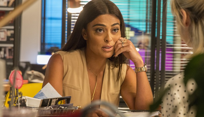 """Carolina (Juliana Paes) em cena de """"Totalmente Demais"""" (Foto: Globo/Pedro Curi)"""