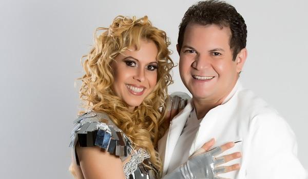 Joelma e Ximbinha(Foto: Divulgação)