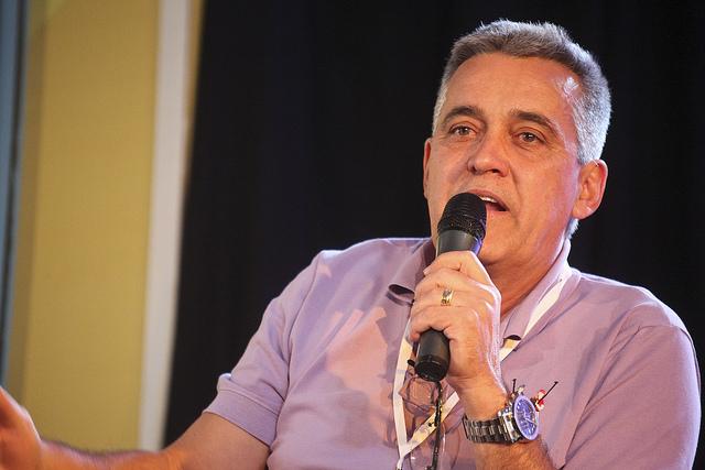 Repórter da Globo, Mauro Naves (Foto: Divulgação)