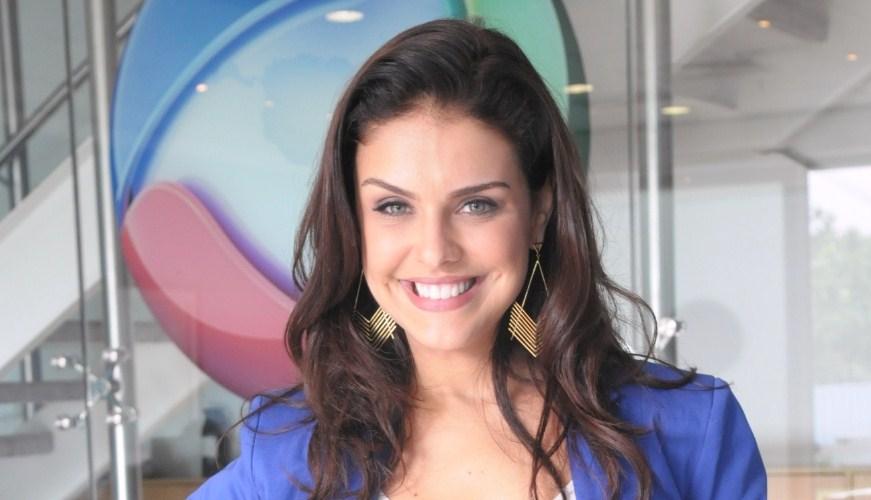 Paloma Bernardi será a vilã da nova novela bíblica (Foto: Divulgação)