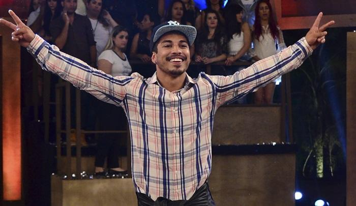 """Douglas Sampaio, vencedor de """"A Fazenda 8"""" (Foto: Antonio Chahestian/Record)"""