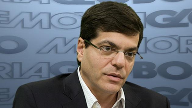 Ali Kamel, diretor-geral de jornalismo e esporte da Globo (Foto: Divulgação/Globo)