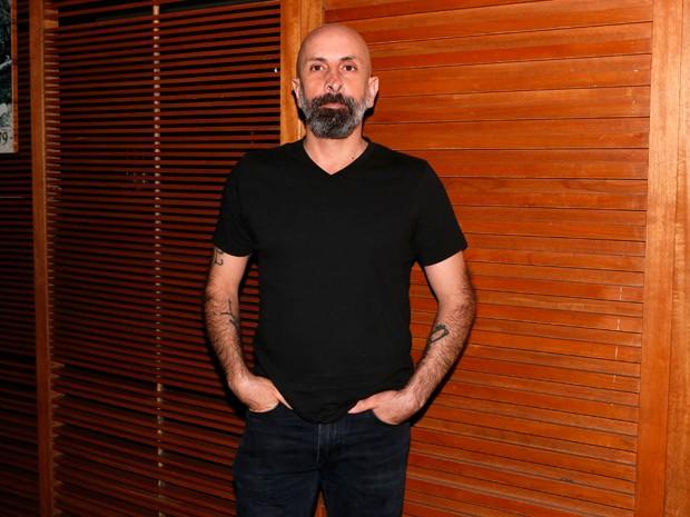 Autor João Ximenes Braga (Foto: Felipe Monteiro/Gshow)