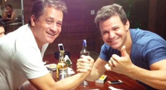 Eduardo Costa e Leonardo