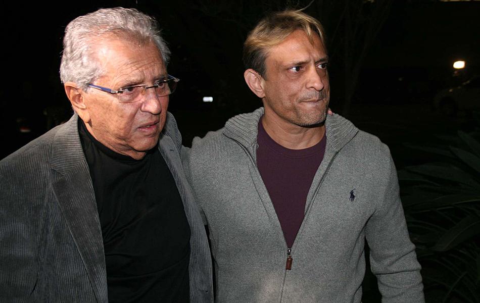 Carlos Alberto de Nóbrega e Marcelo de Nóbrega (Foto: Divulgação)