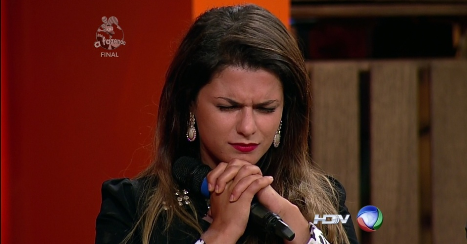 Babi ficou em segundo lugar no programa (Foto: Reprodução)