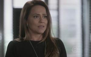 """Lili (Viviane Pasmanter) em cena de """"Totalmente Demais"""" (Foto: Reprodução/Globo)"""
