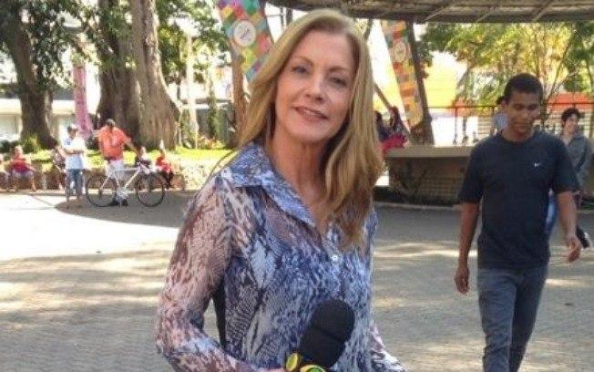 Silvana Kieling na Band (Foto: Reprodução)