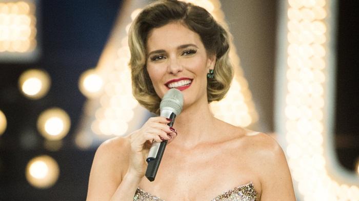 """Fernanda Lima na estreia da 9ª temporada de """"Amor & Sexo"""" (Foto: Globo/João Miguel Júnior)"""