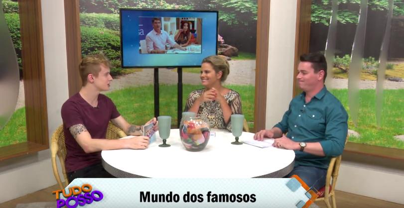 TV FOCO no Tudo Posso (Foto reprodução)