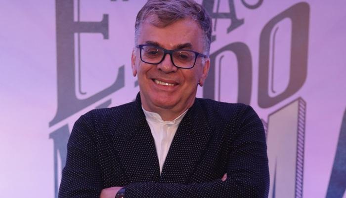 Walcyr Carrasco (Foto: Globo/Paulo Belote)