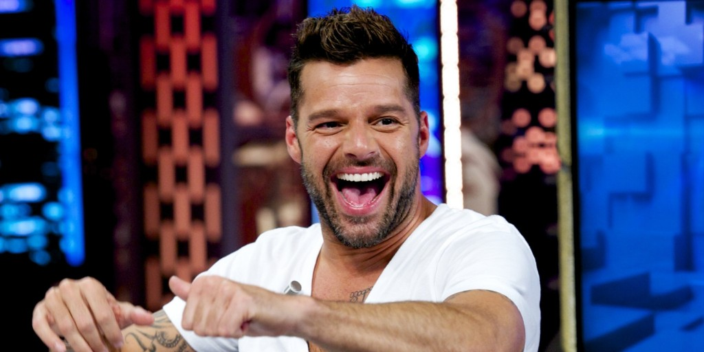 Ricky Martin (Photo by Juan Naharro Gimenez/WireImage)