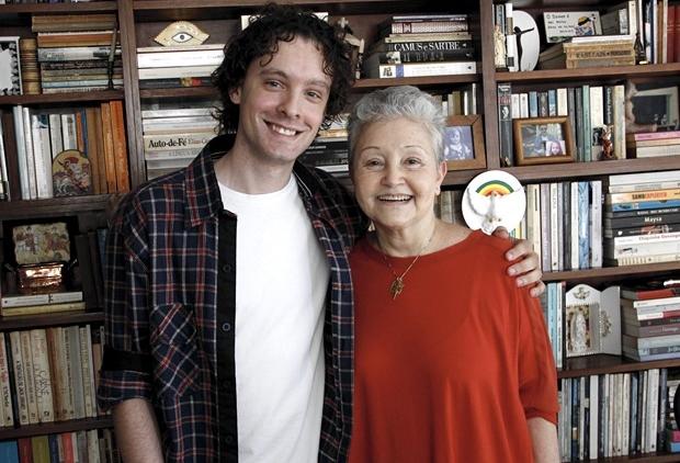 """Maria Adelaide Amaral e Vincent Villari, autores de """"Velho Chico"""". (Foto: Divulgação)"""