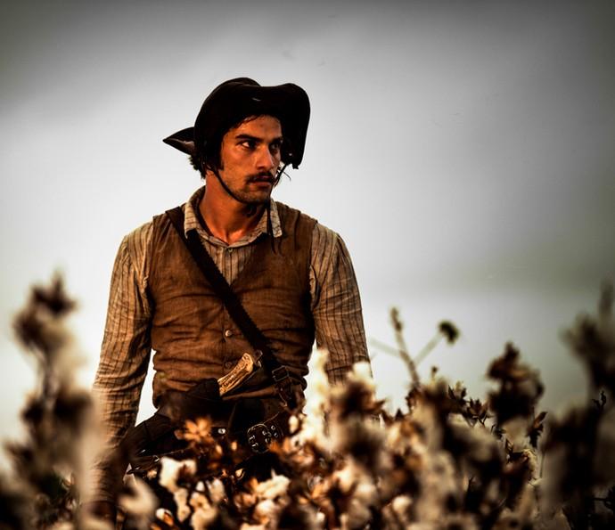 Pablo Morais será rival de Santo, papel que será interpretado por Renato Góes (Foto: Caiuá Franco/ Globo)