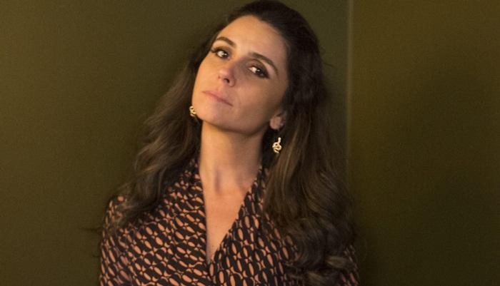 Atena (Giovanna Antonelli) (Foto: Globo/Renato Rocha Miranda)