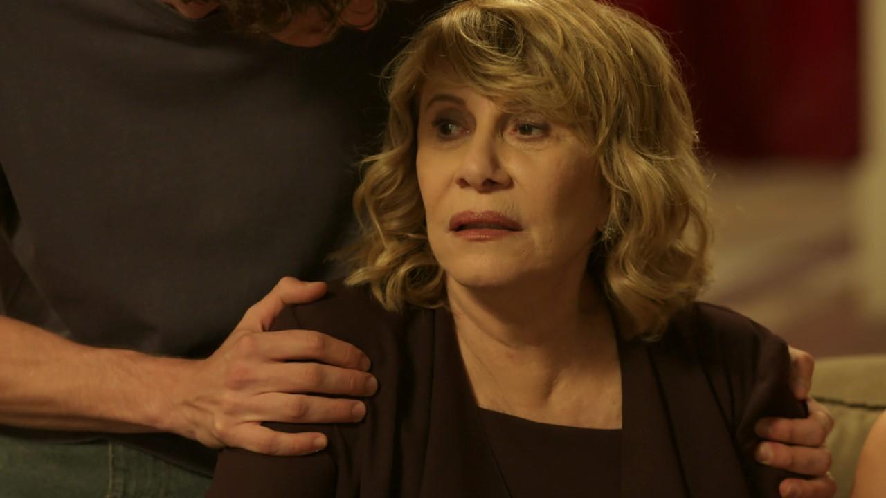 """Nora (Renata Sorrah) em cena de """"A Regra do Jogo"""" (Foto: Reprodução/Globo)"""
