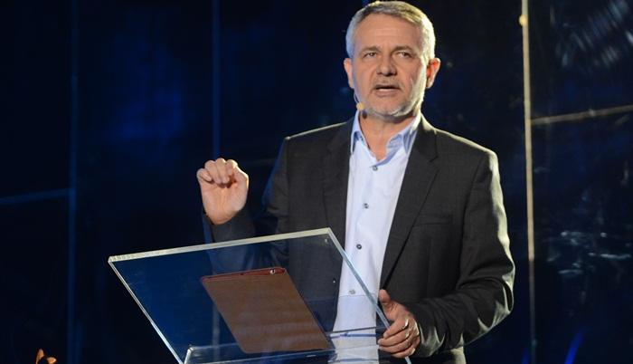 Carlos Henrique Schroder (Foto: Globo/Zé Paulo Cardeal)