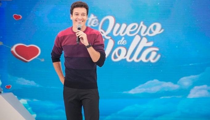 Rodrigo Faro (Foto: Edu Moraes/Rede Record)